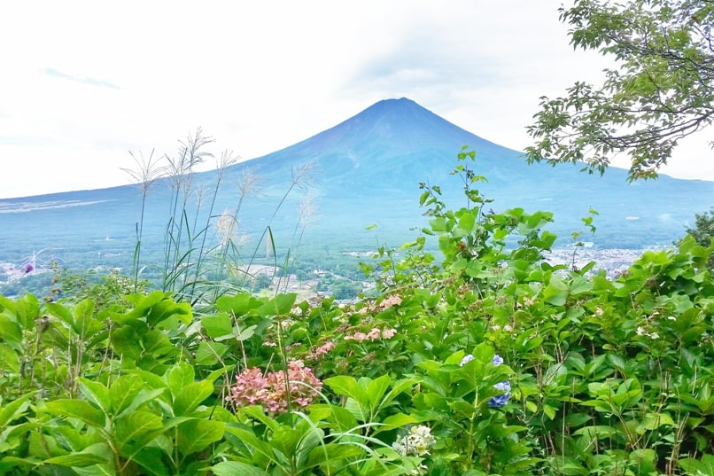 Best things to do in Kawaguchiko in one day itinerary. Best Mt Fuji views worth it. Fuji Five Lakes. Backpacking Japan