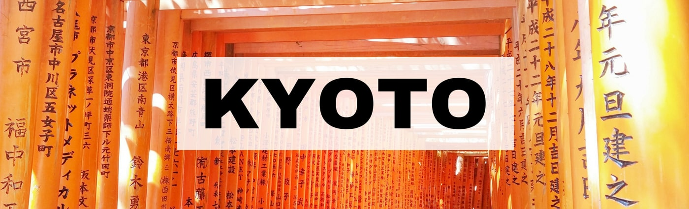 Backpacking Japan travel blog: Kyoto. Japan itinerary travel planning tips.