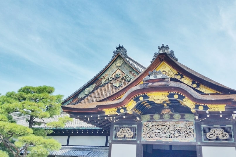 Best UNESCO world heritage list of places to visit in ancient Kyoto. Backpacking Japan