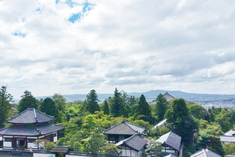 List of best UNESCO world heritage sites to visit in Nara. Backpacking Japan