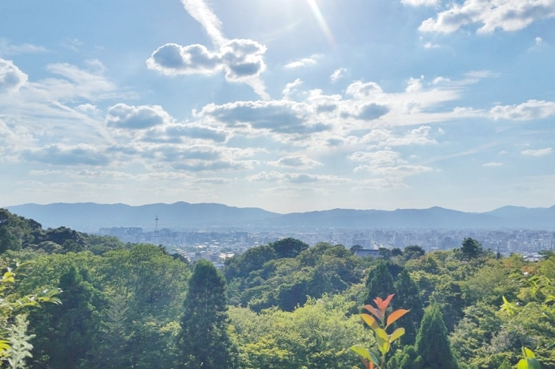 Best UNESCO world heritage sites to visit in Kyoto. Ryoanji Temple. Kiyomizu-dera Temple. Backpacking Japan