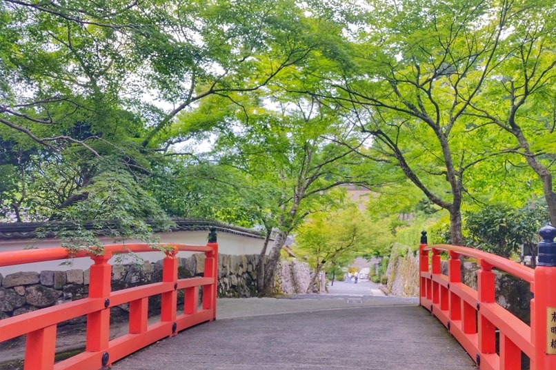 Kurama Kibune Ohara: Village walk from sanzen-in temple to jakko-in temple. Backpacking Kyoto Japan
