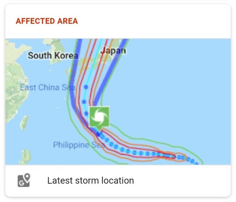 Travel insurance for Japan: Typhoon season in Japan. Natural disaster coverage for typhoon in Japan. Backpacking Japan Asia