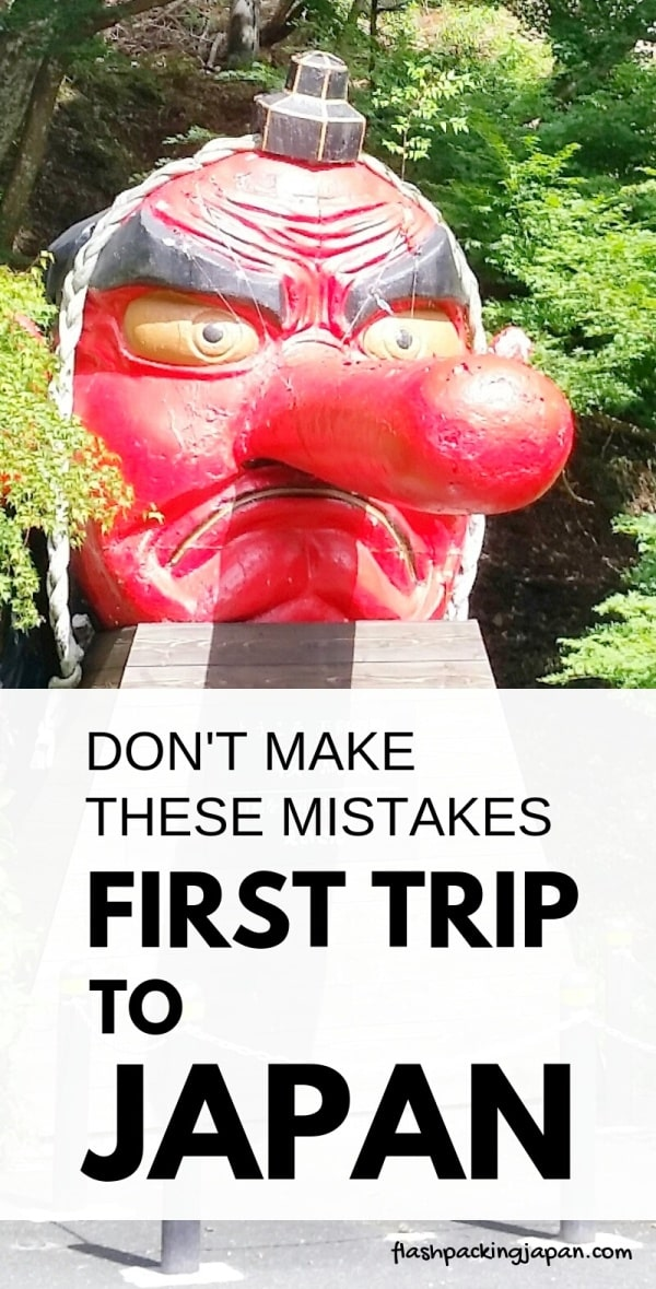 First trip to Japan travel tips: Things not to do in Japan for first time in Japan for beginners. mistakes. Backpacking Japan travel blog, Asia