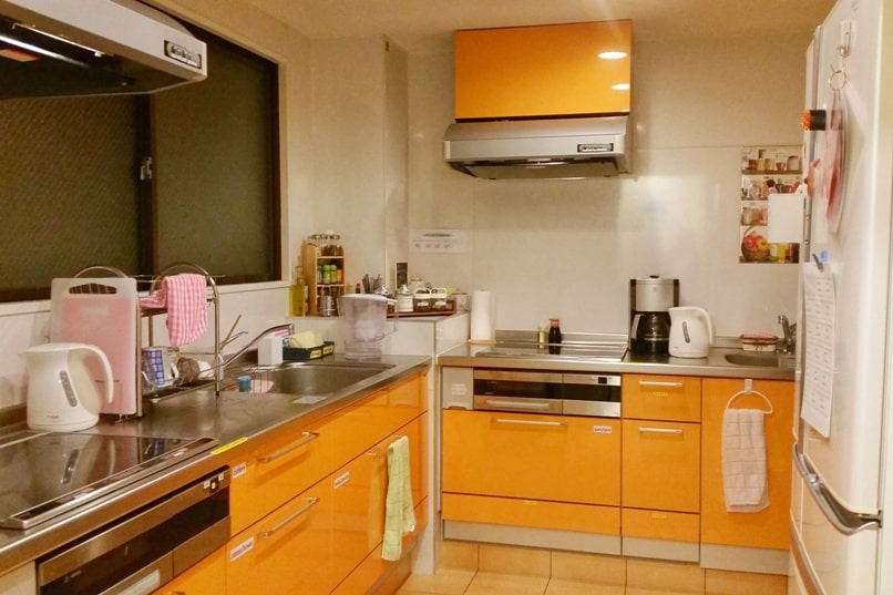 K's house hostels in Japan with kitchen. Backpacking Japan on a budget for solo travelers and backpackers, cheap accommodation.