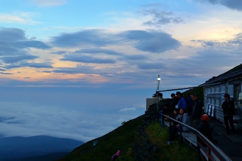 Mt fuji bullet climb - Day trip to Mt Fuji from Tokyo possible?! mountain hut stay at 7th station tomoekan. Hiking in Japan