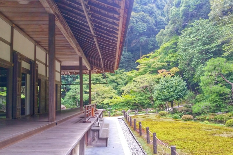 Philosopher's path walk - Nanzenji Temple visit - japanese gardens. Backpacking Kyoto Japan