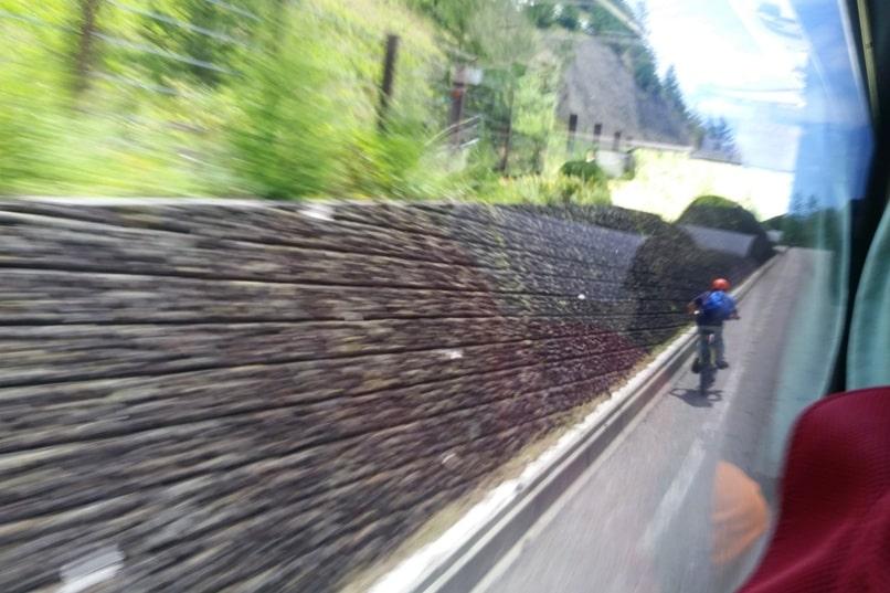 Shinjuku to Mt Fuji 5th station bus: Biking to Mt Fuji. Climbing Mount Fuji from Tokyo. Hiking Japan