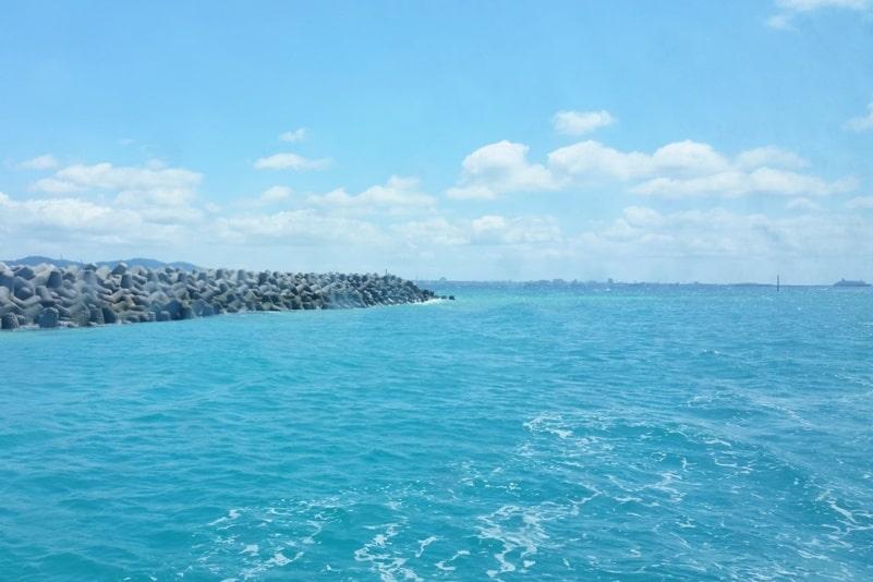 Ishigaki to Taketomi ferry. Arrival timings at Taketomi ferry port. Backpacking Yaeyama islands, Okinawa Japan