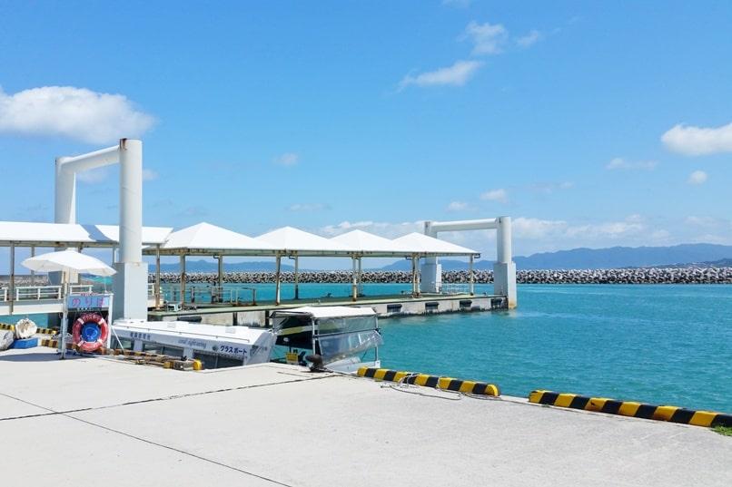Ishigaki to Taketomi ferry. What to do from Taketomi ferry port. Backpacking Yaeyama islands, Okinawa Japan