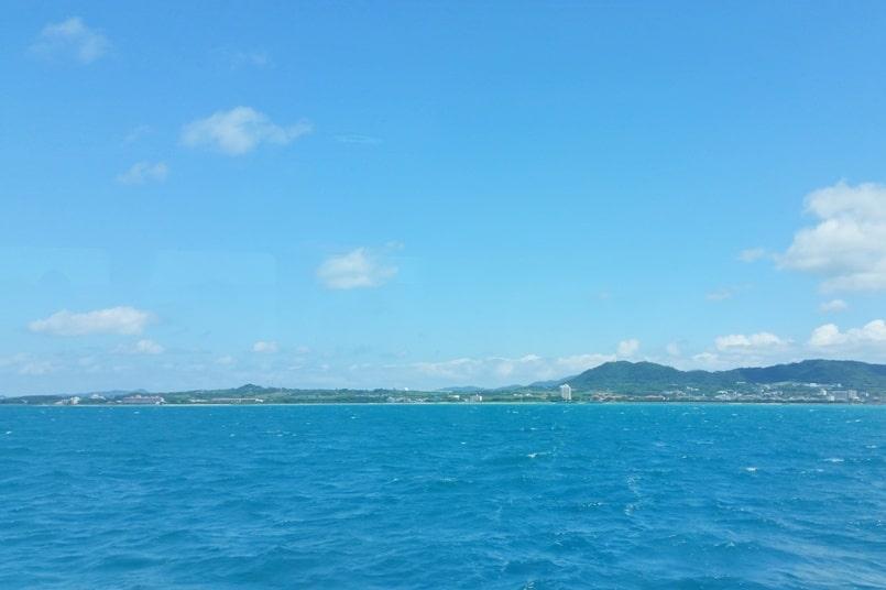 Ishigaki to Taketomi ferry. Departure timings at Ishigaki ferry port. Backpacking Yaeyama islands, Okinawa Japan