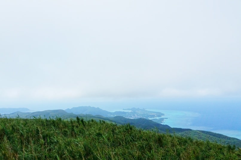 Backpacking Ishigaki Okinawa travel guide: Best things to do in Ishigaki - hiking mount omoto. Japan