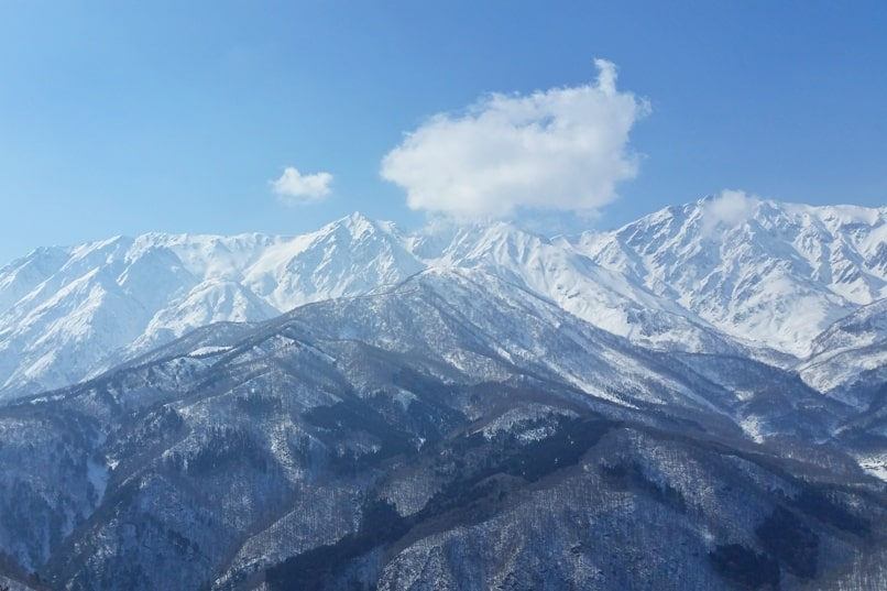 K's house hakuba hostel. best ski resorts in japan, nagano. Backpacking Japan Alps winter travel