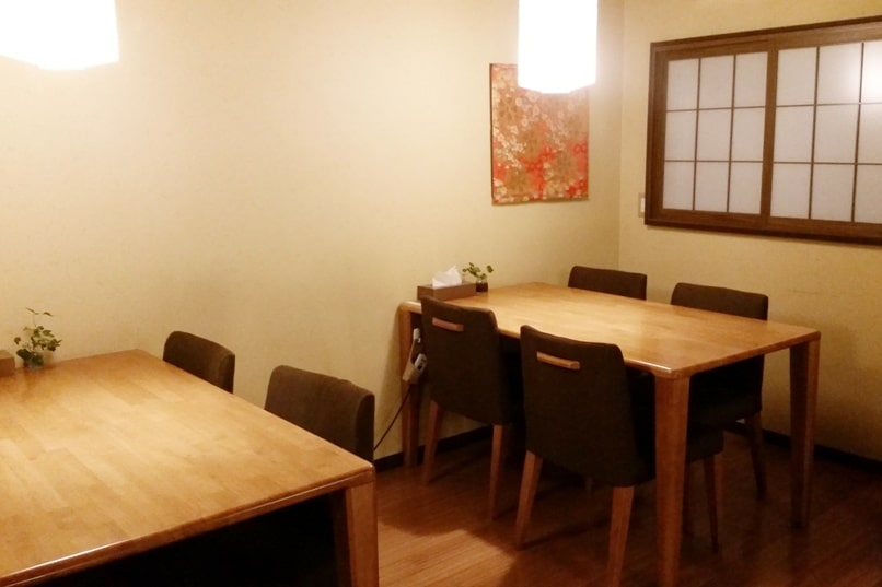 K's house Takayama hostel in hida valley. common area. Backpacking Japan travel