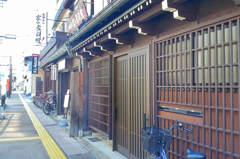 K's house Takayama hostel in hida valley. how to get there - near takayama bus station or takayama jr train station. Backpacking Japan travel