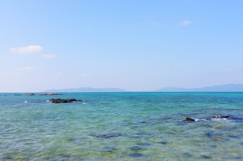 Taketomi Island. misashi-on. Backpacking Yaeyama islands, Okinawa Japan