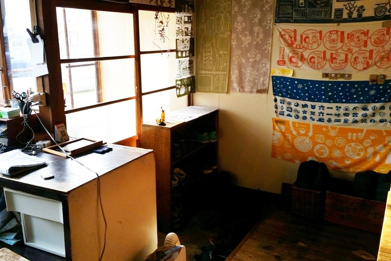 1166 backpackers hostel in Nagano. check-in, door entry no shoes. Backpacking Japan travel blog