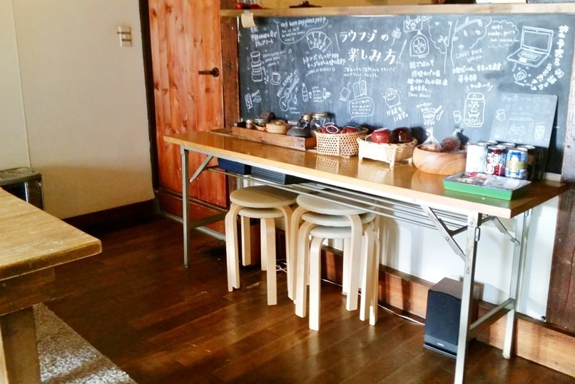 1166 backpackers hostel in Nagano. free tea. Backpacking Japan travel blog