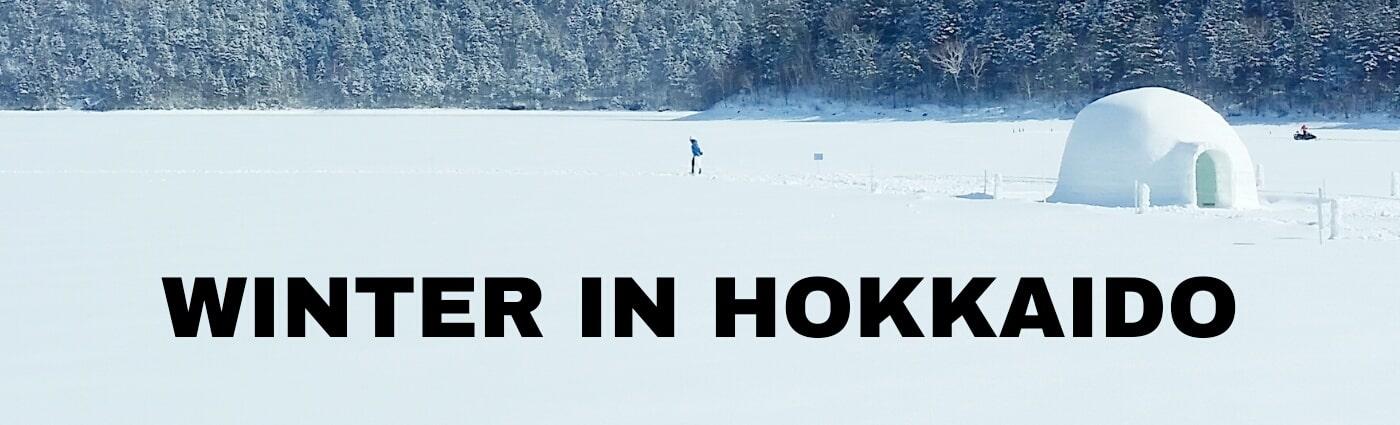 Backpacking Japan travel blog: Hokkaido winter itinerary. Japan itinerary travel planning tips.