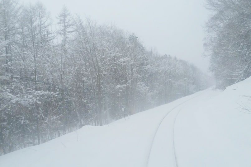 Hokkaido Japan winter itinerary with 7-day JR Hokkaido pass. Getting around Hokkaido by train. 1 week in Hokkaido. 14-day JR pass, 21-day JR pass. Backpacking Japan winter travel blog