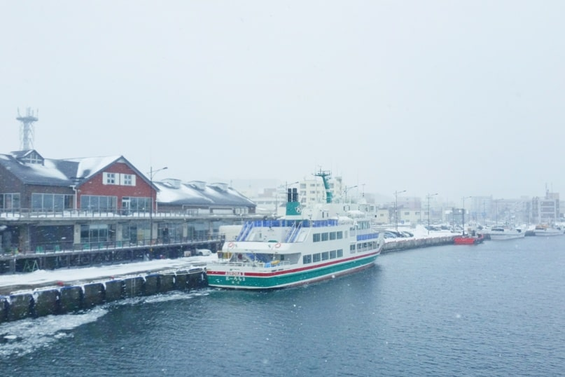 7 days in Hokkaido Japan winter itinerary. Abashiri drift ice breaker cruise boat tour. Best things to do in Hokkaido. Best places to visit in Hokkaido. One week in Hokkaido with JR pass. Backpacking Japan winter travel blog