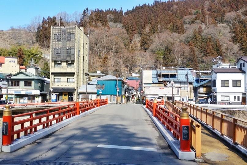 Shibu Onsen hot springs in Nagano. how to get to shibu onsen. Backpacking Japan travel blog