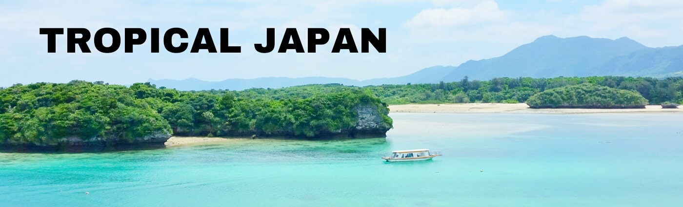 Backpacking Japan travel blog: Tropical Japan okinawa itinerary. Japan itinerary travel planning tips.